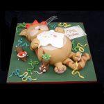 Торт котенок из крема – Идеи для тортов с котиками