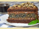 Торт красивый простой – Торты. Пошаговые рецепты с фото простых и вкусных домашних тортов