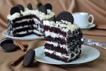 Украшение торта шоколадом и печеньем орео – Торт «Орео» — 7 рецептов с печеньем Oreo