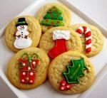 Чем украсить печенье – 5рецептов глазури для нарядных новогодних печенюшек