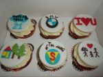 С днем рождения капкейк – Капкейки на день рождения – 122 фото