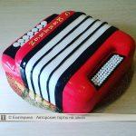 Торт гармошка – + – , , , –