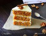 Торт морковный с крем чизом – Морковный Торт С Кремом–Чиз: Супер Вкусно!