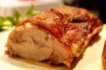 Запеченная свинина с чесноком в духовке – Свинина с чесноком в духовке