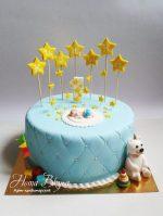 Как украсить торт на 1 годик мальчику – Торты на День рождения 1 год мальчику. Лучшие идеи и рецепты