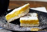 Песочный пирог с лимонной начинкой – Лимонный пирог из песочного теста