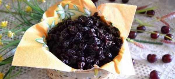 изюм из черноплодки в духовке
