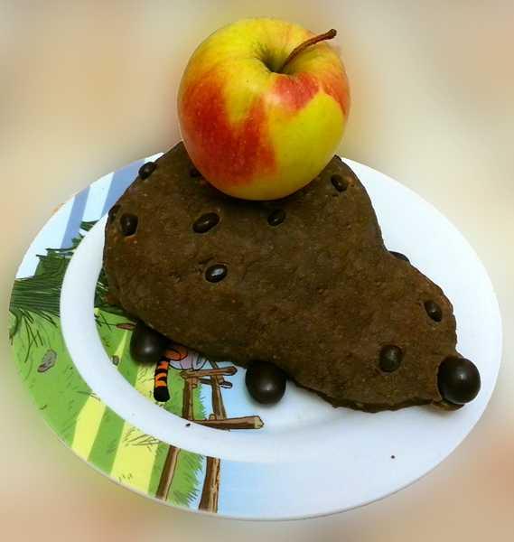 Торт ежик без выпечки рецепт с фото